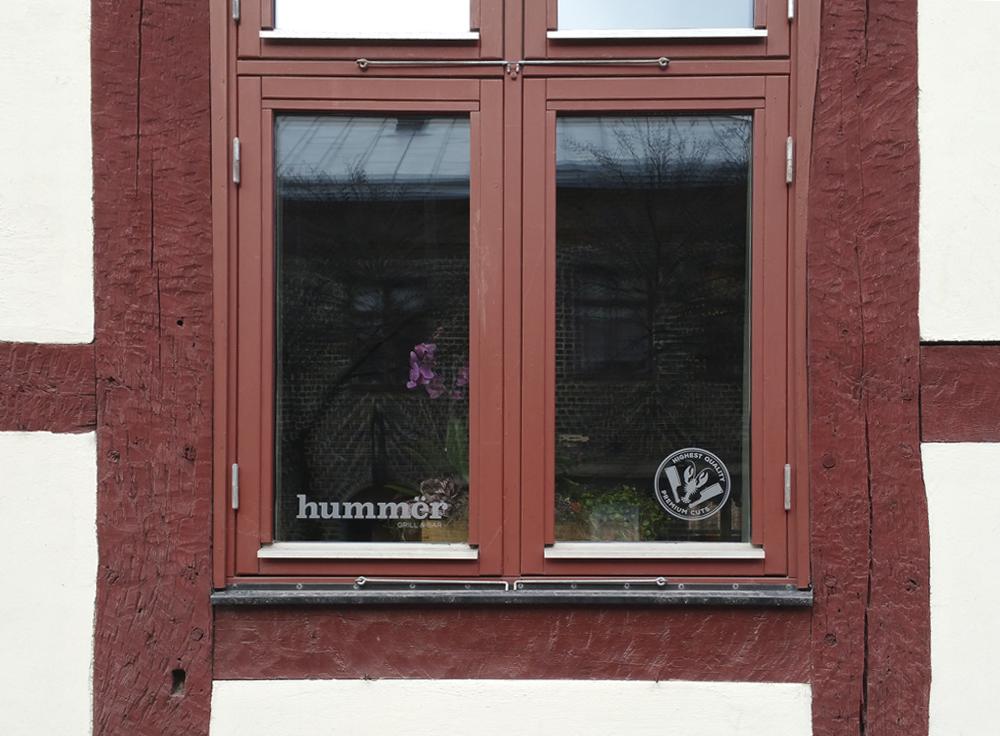 Fönsterdekor
